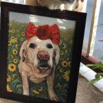 PortraitFlip flips photos to paintings