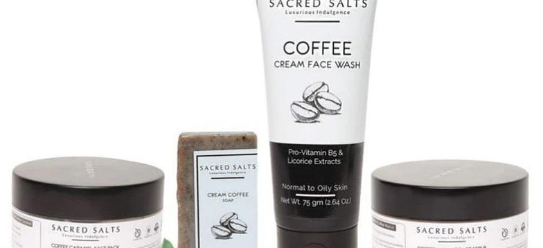 Sacred Salts – An Ayurvedic Skincare company