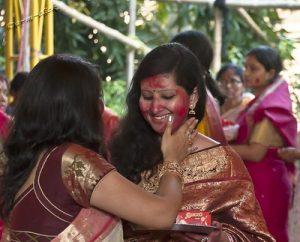 Significance of Sindhoor Khela