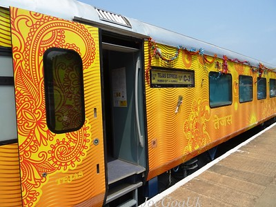Tejas Express Passengers to get compensation for delays
