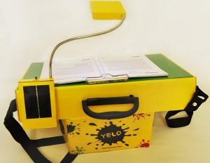 Yelo backpack – An innovative School bag
