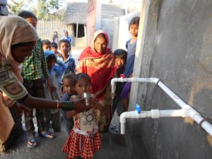 SHRI's innovative solutions for sanitation and water