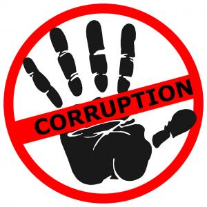 Corruption declines in India