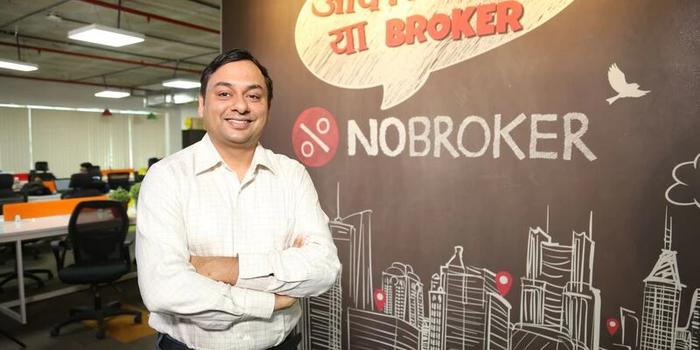 NoBroker helps find properties