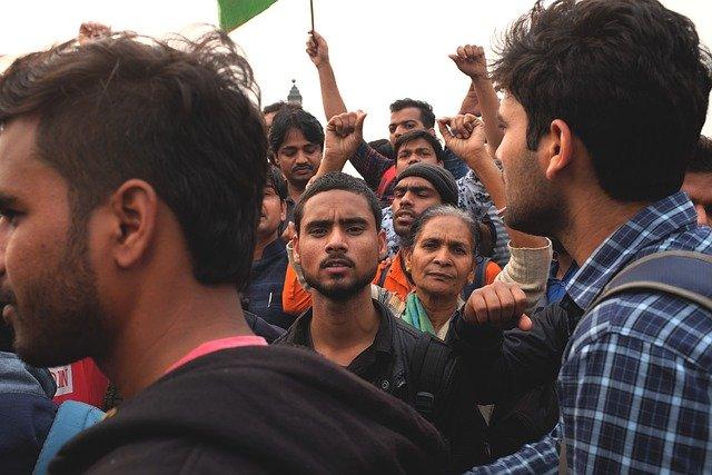 Violent protests against Citizenship Amendment Act
