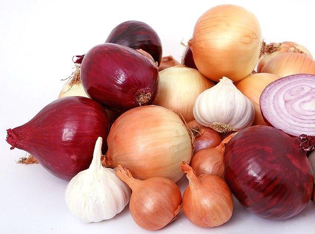 Strange news on onions