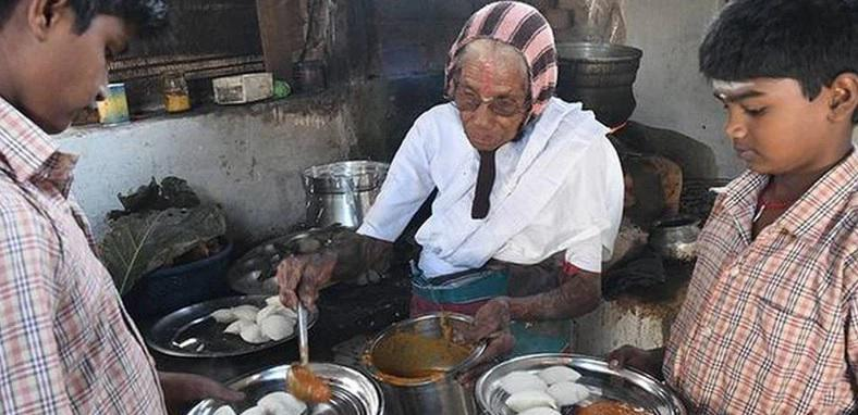 TN woman sells Idli for ₹1