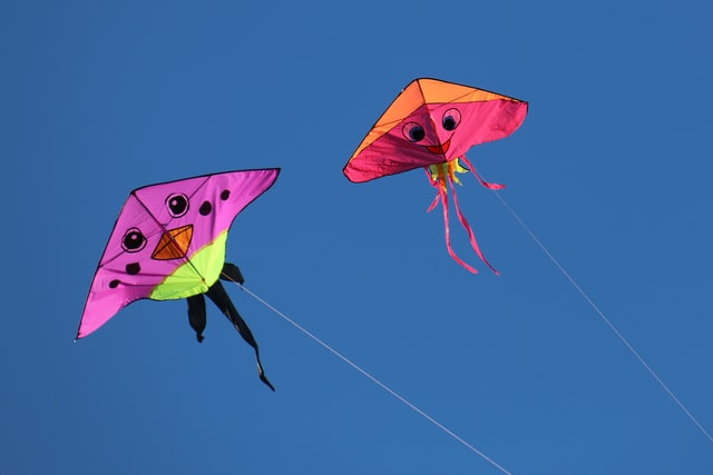Why people fly kites during Makar Sankranti