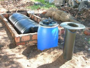 Peepal Waste Managers set up a biogas plant