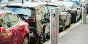 Electric vehicle startups