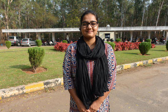 Hyderabad student bags ₹43 lakh salary package