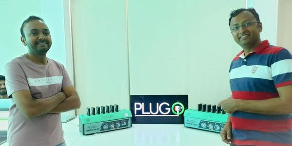 Plugo – Power bank Rental startup