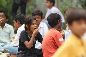 Hyderabad joins hands to feed the poor and needy