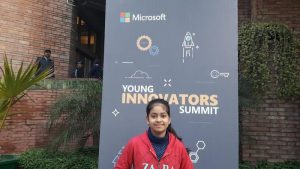 Whiz kid that impresses Satya Nadella