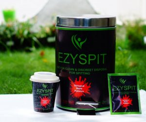 EzySpit helps turn spit into fertilizer
