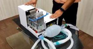 Mahindra's affordable ventilator