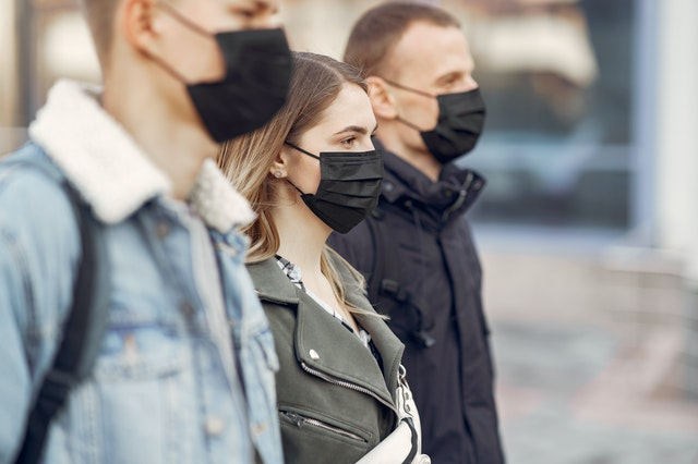 Wearing mask is mandatory in many Indian states