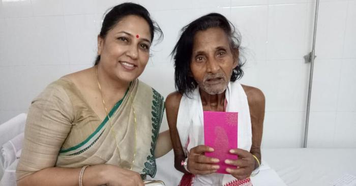 Assamese woman empowers many women