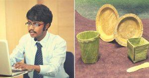 Banana leaf technology to improve shelf life