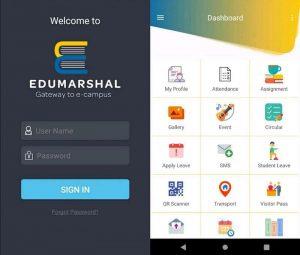 Edumarshal helps manage school administration