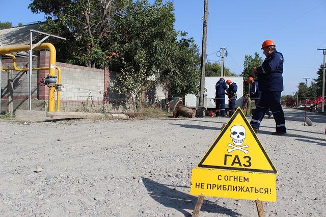 Poisonous styrene gas leak in Vizag