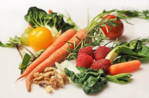 Eat healthy during coronavirus pandemic