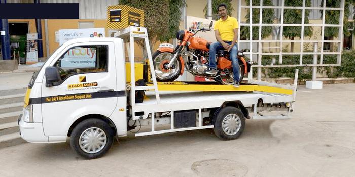 ReadyAssist Provides on-demand vehicle service