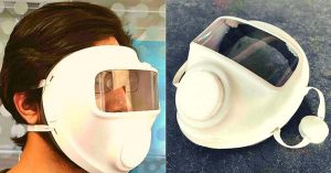 AARMR mask - An All-in-one mask for more safety