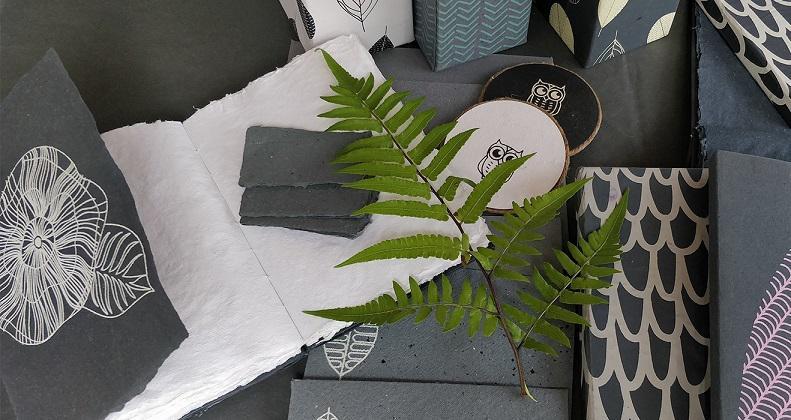 Bluecat Paper – A tree-free paper