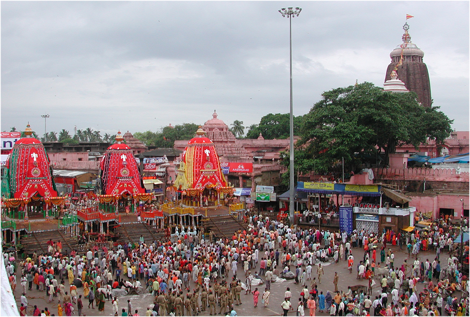 SC allows Puri Rath Yatra with restrictions