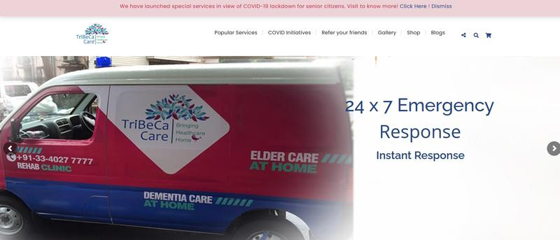 TriBeCa Care provides elderly homecare
