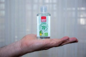 Things to know about hand sanitizers