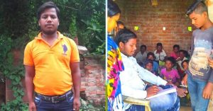 Former child-worker runs free school for underprivileged