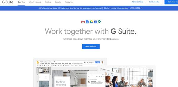 Amazing G Suite Features