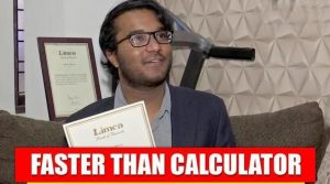 Neelakanta Bhanu Prakash - World's Fastest Human Calculator