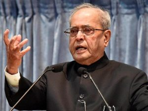 Former President Pranab Mukherjee passes away