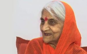 82-year-old woman's fasting for Ram Mandir ends