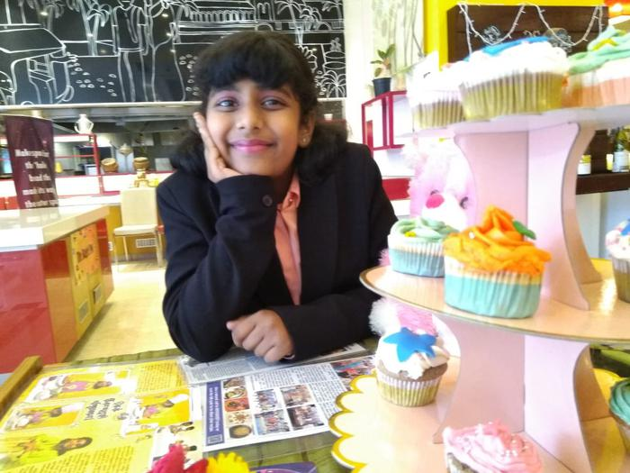 10-year-old Chef-entrepreneur