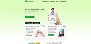 DocsApp – An Online Doctor Consultation Platform