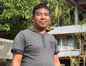 Meghalaya man earns lakhs with aloe vera