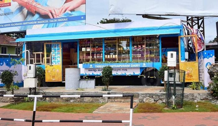 Kerala government converts old RTC buses into food trucks