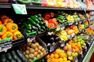 Meaning of sticker labels on fruits and vegetables