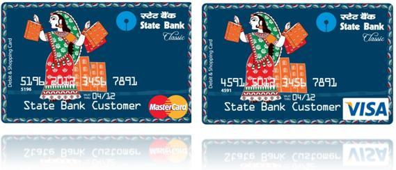 Different types of SBI debit cards