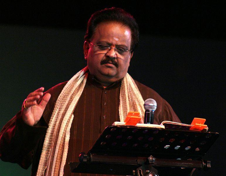 Legendary Singer SP Balasubrahmanyam passes away