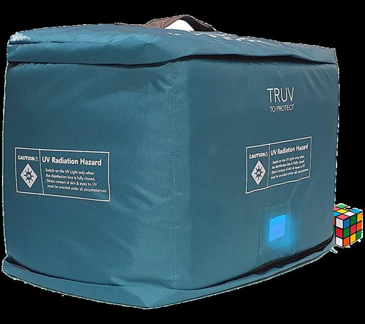 TRU-V – Low-cost disinfection bag to keep home coronavirus-free