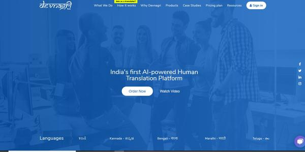 AI startup Devnagri offers accurate translations in 22 Indian languages