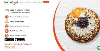 Homefoodi – A good platform for home chefs