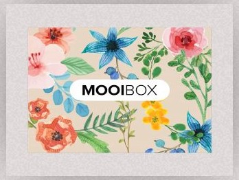 MooiBox delivers cosmetics to home