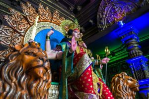 Significance of the weapons of Goddess Durga