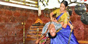 Meenakshi Amma – 79-year-old Kalaripayattu Practitioner